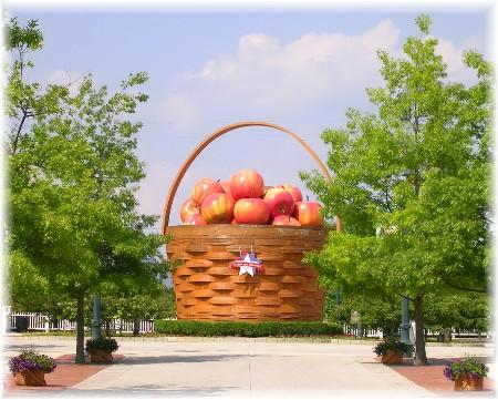 Longaberger apple basket