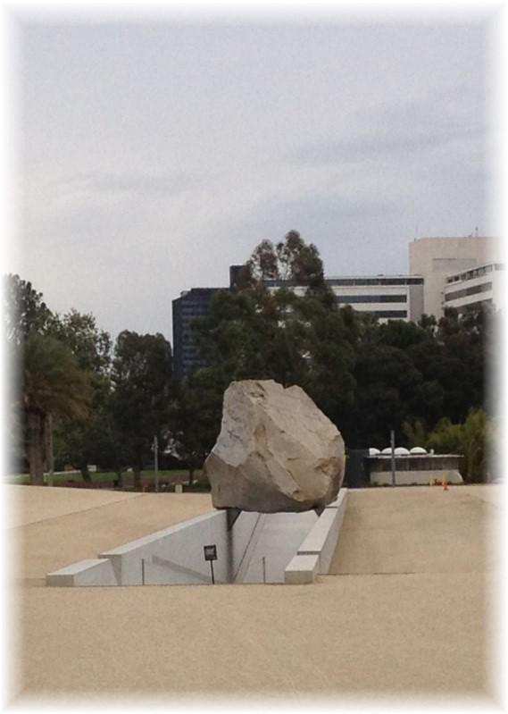 Modern art in LA