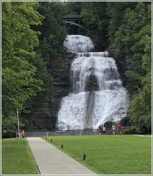 Montour Falls, New York 7/28/18