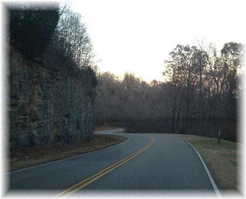 Natchez Trace Parkway 11-28-14
