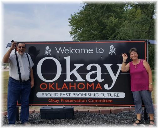 Okay, OK 8/5/17