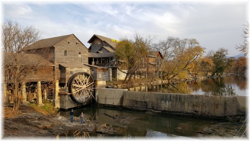 Old Mill, Pigeon Forge, TN 11/22/16