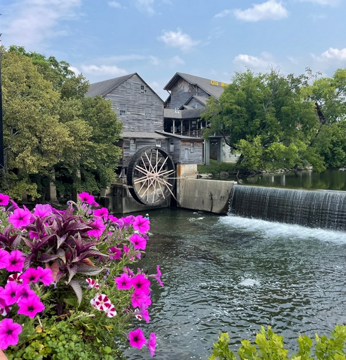Old Mill in Pigeon Forge, TN