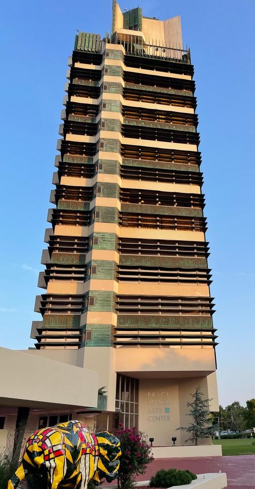 Price Tower, Bartlesville, OK