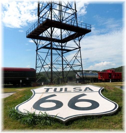 Route 66 Tulsa 7/16/13