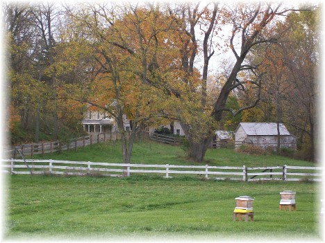 Maryland rural scene