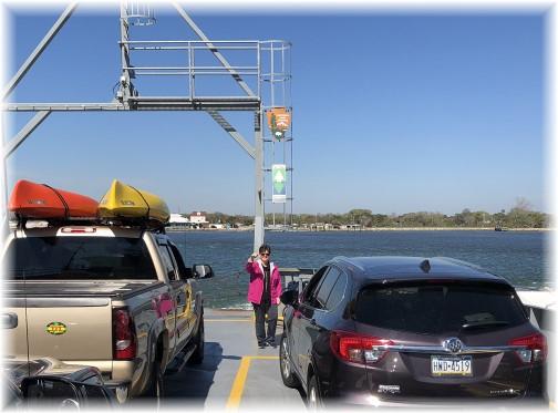 Saint Johns River ferry