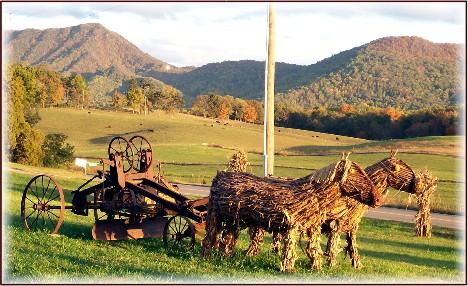 Smoky mountain plow TN 10/25/10