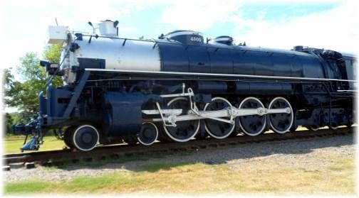 Route 66 train 7/16/13