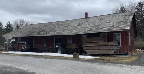 Train Station woodshop, NY 3/14/20