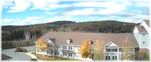 Vermont Autumn view