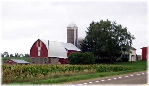 Wisconsin farm 8/9/12