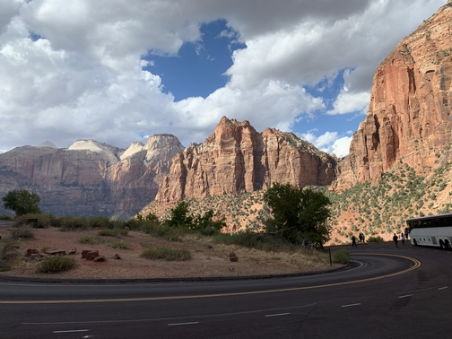 Zion National Park 9/28/19 (Click to enlarge)