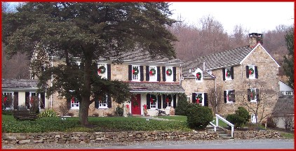 Colonial home near Valley Foge PA