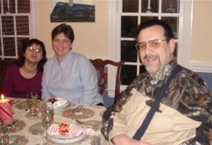Weber family Christmas 2006