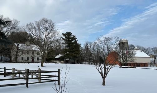 Grandview Road farm