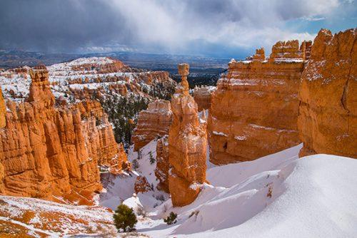 Bryce Canyon, Utah (Photo by Howard Blichfeldt)