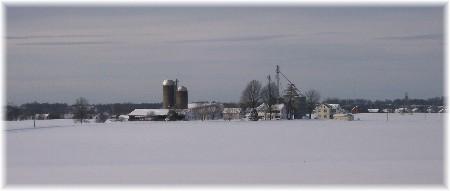 Espenshade farm scene