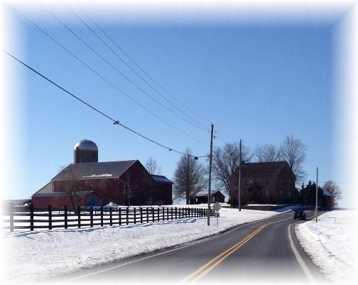 Lebanon County farm 2/3/15