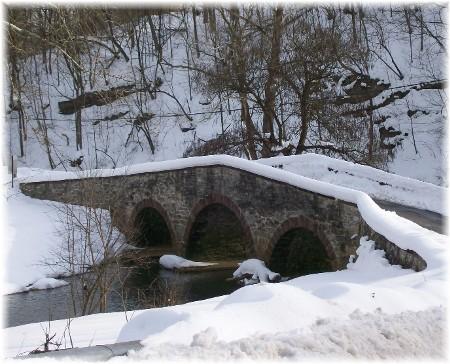 Chiques Bridge
