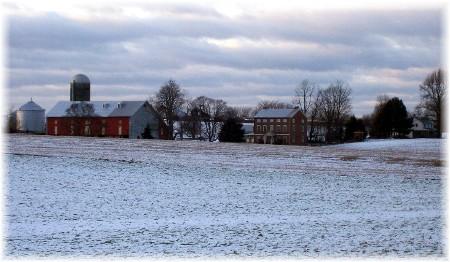 Farm on Mount Pleasant Road, Lebanon County, PA