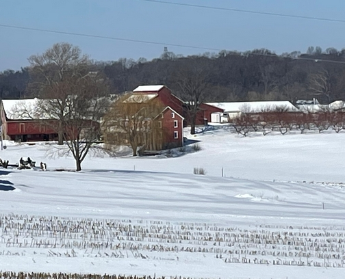 Farm in southern Lancaster County