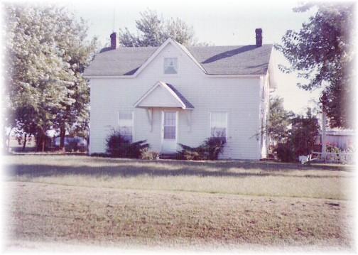 Steincross farmhouse