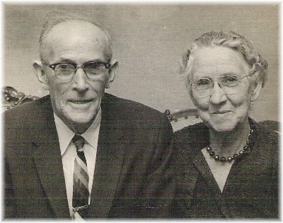 George Washington and Nellie Mae Steincross