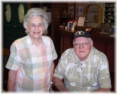 Uncle Jim & Aunt Frances