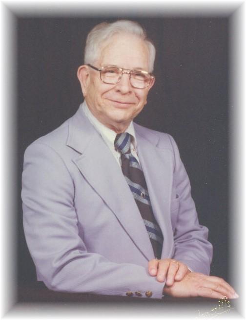 Missionary George Hemminger